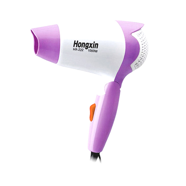 1000W HX-222 Hot And Cold Wind Foldable Hair Dryer Hair Care & Salon