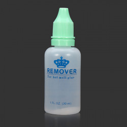 30ml Heat Fusion Pastern Remover For Hot Melt Glue Adhesive