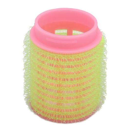 5 Pcs Pink Hair Curler Roller Salon DIY Hairdressing Styling Tool 2021