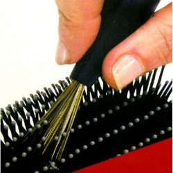 Comb Hair Brush Cleaning Beauty Tools Plastic Handle