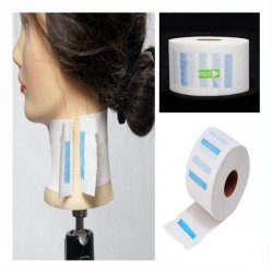Disposable Neck Covering Paper Towel Hairdressing Product