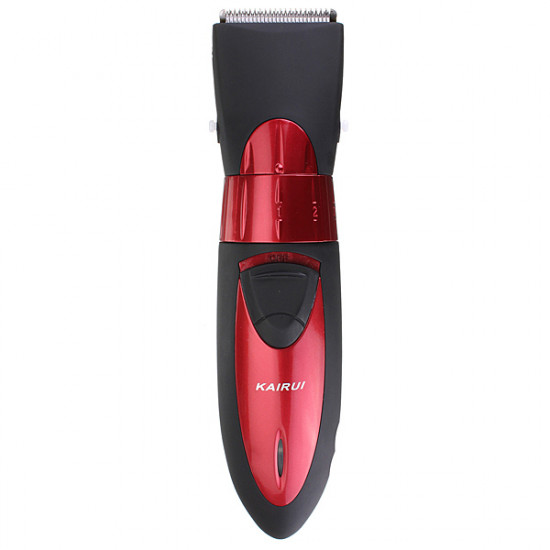 Electric Waterproof Rechargeable Men Hair Clipper Trimmer 2021