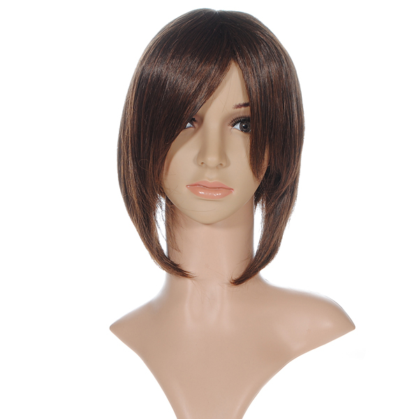 Hot Sexy Lady Fashion Short Straight Wigs For Women Hair Care & Salon