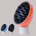 Rotating Hairdressing Salon Tool Blow Diffuser Hair Dryer Hood