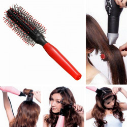 Salon Styling Dressing Curly Comb Round Hair Brush
