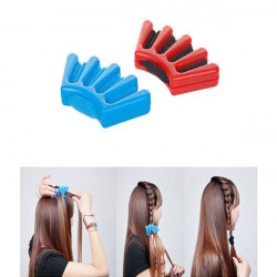 Sponge Hair Braider Hair Braiding Machine French Braider Hair Tool