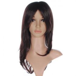 Sweet Sexy Women Medium Natural Curly Wigs