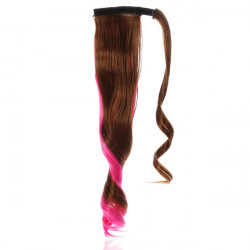 Synthetic Long Curly Hair Piece Ponytails For Women