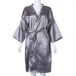 Waterproof Hair Salon Cutting Hairdressing Gown Cape Robe