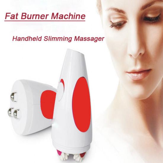 3D Electric Roller Fat Burner Machine Handheld Slimming Massager 2021