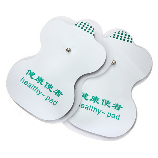 4 Pair Tens Adhesive Electrode Pads For Acupuncture Digital Therapy 2021