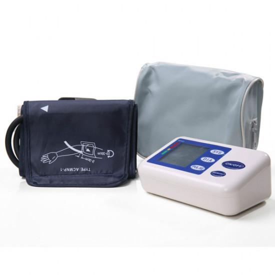 Automatic Arm Type Intelligent Electronic Sphygmomanometer Instrument 2021