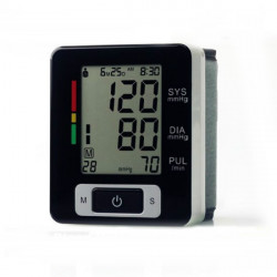 CK-W113 Digital Sphygmomanometer Blood Pressure Monitor Meter