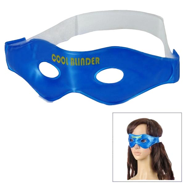 Cool Protection Blinder Eye Shield Mask Eliminate Fatigue Health Care