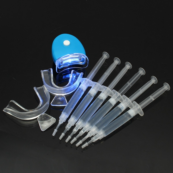Dental Oral Care Teeth Whitening Bleaching Kit Tooth Whitener Gel Tool Health Care