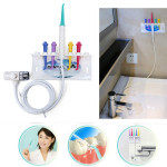 Dental Spa Unit Oral Irrigator Teeth Cleaner Floss Water Jet Health Care