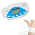 Digital LCD Body Fat Tester Analyzer Monitor Meter Health Care