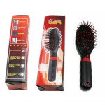 Electric Vibrative Hair And Body Massager Comb Brush Health Care