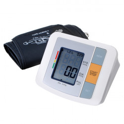 Fully Automatic Digital Sphygmomanometer Blood Pressure Monitor Meter
