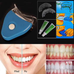 Home Use Teeth Whitening Bleaching Gel Kit