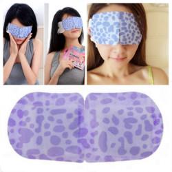 Hot Compress Steam Eye Mask Sleeping Eyeshade
