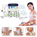 LCD Electric Muscle Therapeutic Massage Acupuncture Pen Body Massager Health Care