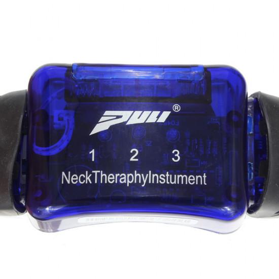 Magnetic Therapy Electric Vibrating Neck Vertebra Massager Machine 2021