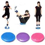 Pilates Disc Yoga Balance Cushion Pad Massage Health Care