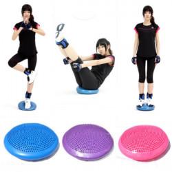 Pilates Disc Yoga Balance Cushion Pad Massage