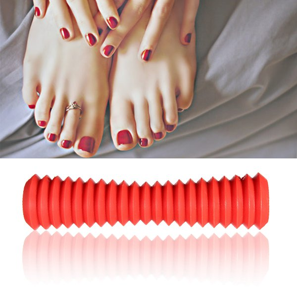 Plastic Ease Waist Back Leg Roller Relief Stress Foot Massage Stick Health Care