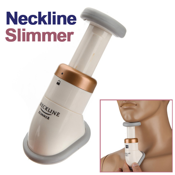 Portable Exerciser NeckLine Slimmer Neck Chin Slim Massager Health Care