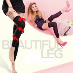 Sleeping Slimming Socks Beautify Leg Shaping Stockings