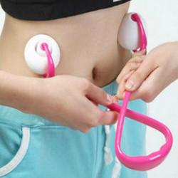 Slim Waist Belly Massager Roller Shape Ball