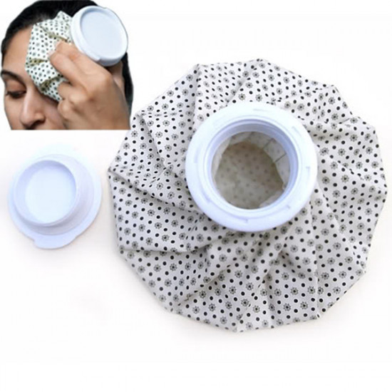 Sport Injury Ice Bag Cap First Aid Muscle Aches Relief Pain