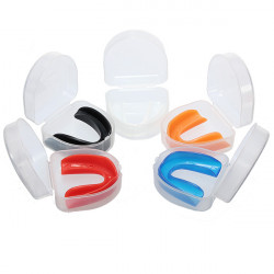 Sports Basketball Football Boxing Rugby MMA Gum Shield Mouth Guard