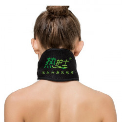 USB Supply Electric Infrared Ray Heater Neck Brace Heating Neckband