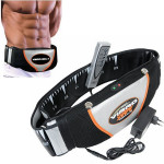 Vibro Vibration Heating Fat Burning Slimming Shape Belt Massager Health Care