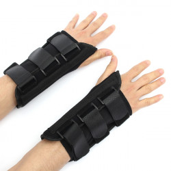 Wrist Brace Support Carpal Tunnel Sprain Forearm Splint Band