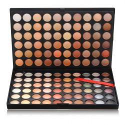 120 Colors Eyeshadow Palette Makeup Case Eye Cosmetic Set