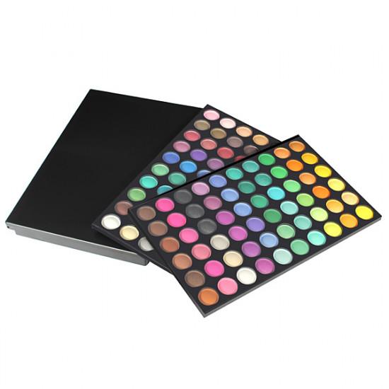 120 Full Colors Makeup Cosmetic Eyeshadow Palette Set 2021