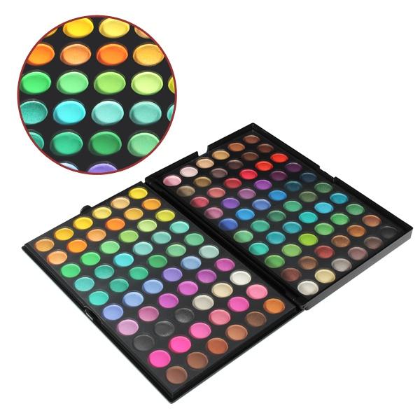 120 Full Colors Makeup Cosmetic Eyeshadow Palette Set