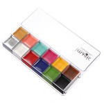 12 Colors Body Oil Paints Drawing Cosplay Cosmetic Makeup
