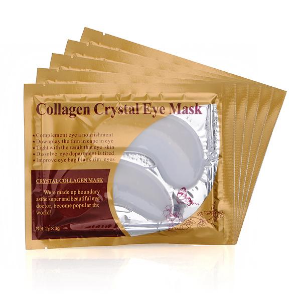 15 pairs Collagen Crystal Eye Mask Makeup