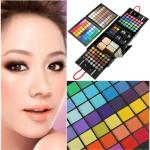 177 Makeup Cosmetic Eyeshadow Blush Palette Christmas Gift Makeup