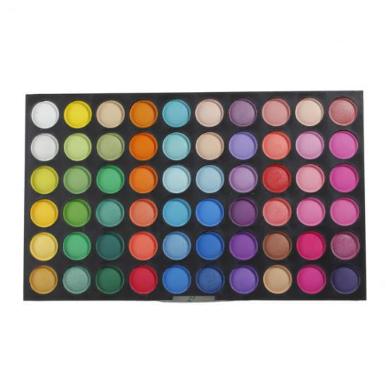 180 Colors Eyeshadow Pallete 2021