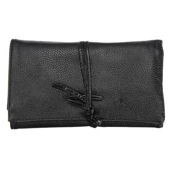 18pcs Pro Portable Makeup Cosmetic Brush Set w leather Case 2021