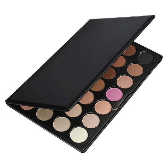 28 Colors Neutral Nude Warm Eyeshadow Makeup Beauty Palette Kit Set 2021