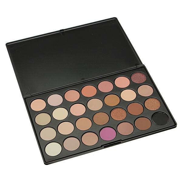 28 Colors Neutral Nude Warm Eyeshadow Makeup Beauty Palette Kit Set Makeup