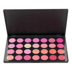 28 Colors Professional Makeup Blush Blusher Palette
