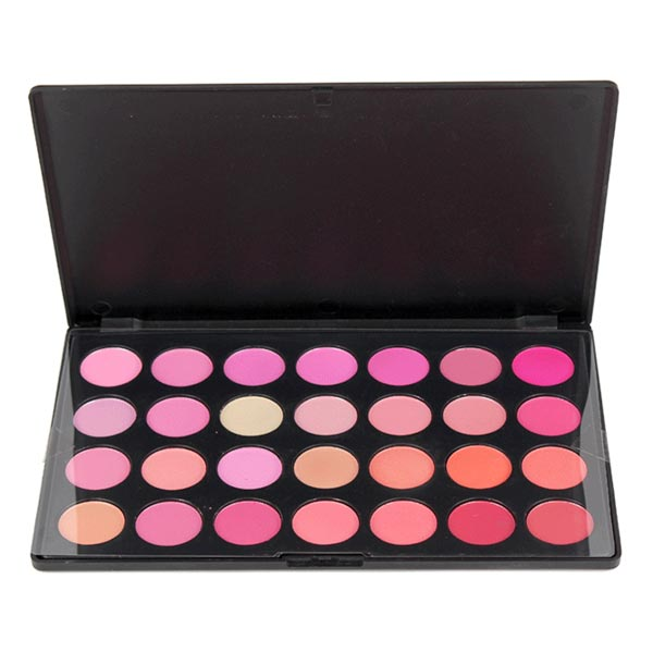28 Colors Professional Makeup Blush Blusher Palette Makeup